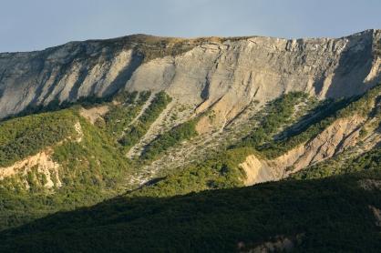 Okolice wspinaczkowego Orpierre