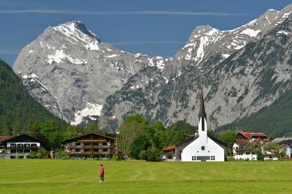 Widokówka z Tyrolu
