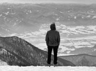 Zimą na szlakach Małej Fatry