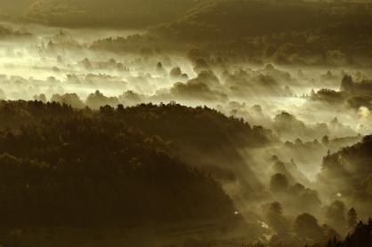 Poranek w Górach Sokolich
